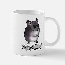 Chinchillin' 2 Gifts Small Small Mug