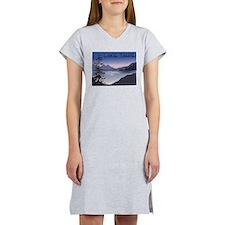 Lake Tahoe Women's Nightshirt