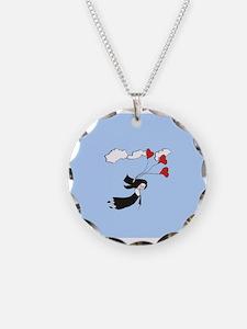 Catholic Nuns Christmas Necklace