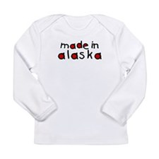 Alaska Long Sleeve Infant T-Shirt