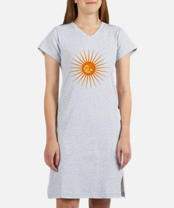Shining Sun Women's Nightshirt