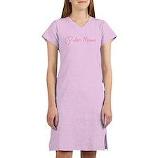 Paleo Mama - Pink Women's Nightshirt