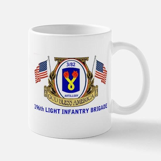 3rd BATTALION, 82nd ARTILLERY Mug
