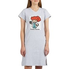 Future Doctor - girl Women's Nightshirt