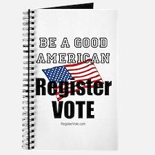 Register Vote Journal