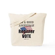 Register Vote Tote Bag
