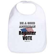 Register Vote Bib