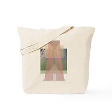 Cool Letterform Tote Bag