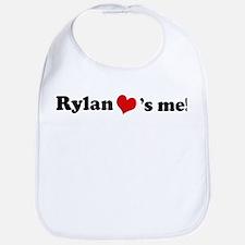 Rylan loves me Bib
