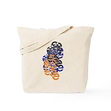 Unique Letterform Tote Bag