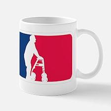 Major League Walker (M.L.W.) Mug