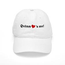 Quinn loves me Baseball Cap