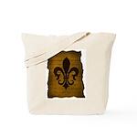 Fleurdelis Tote Bag