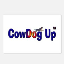 """CowDog Up"" TM Postcards (Package of 8)"