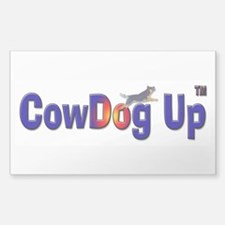 """CowDog Up"" TM Decal"