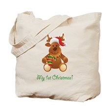 My 1st Christmas! Tote Bag