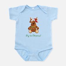 My 1st Christmas! Infant Bodysuit