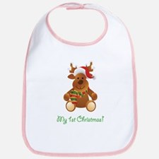 My 1st Christmas! Bib
