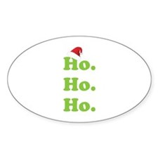 Ho.Ho.Ho. Decal
