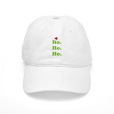 Ho.Ho.Ho. Baseball Cap