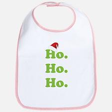 Ho.Ho.Ho. Bib