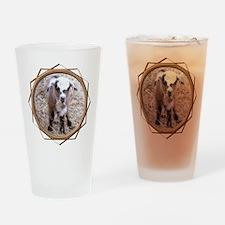 Butterscotch Drinking Glass