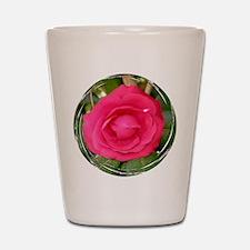 Camellia Shot Glass