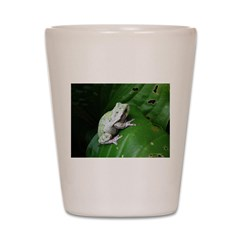 treefrog III Shot Glass