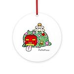 PeRoPuuu7 Ornament (Round)