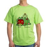 PeRoPuuu7 Green T-Shirt