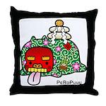PeRoPuuu7 Throw Pillow