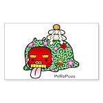 PeRoPuuu7 Sticker (Rectangle)