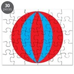 Beach Ball Puzzle