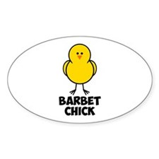 Barbet Chick Decal