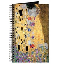 Klimt - The Kiss Journal