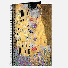 Klimt - The Kiss Journal