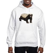 Honey Badger Hoodie Sweatshirt