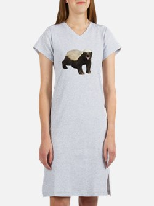Honey Badger Women's Nightshirt