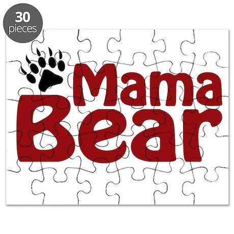 Mama Bear Claw Puzzle