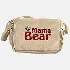 Mama Bear Claw Messenger Bag