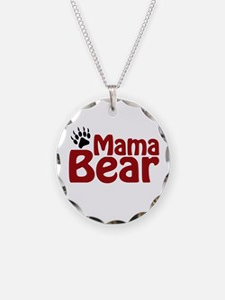 Mama Bear Claw Necklace