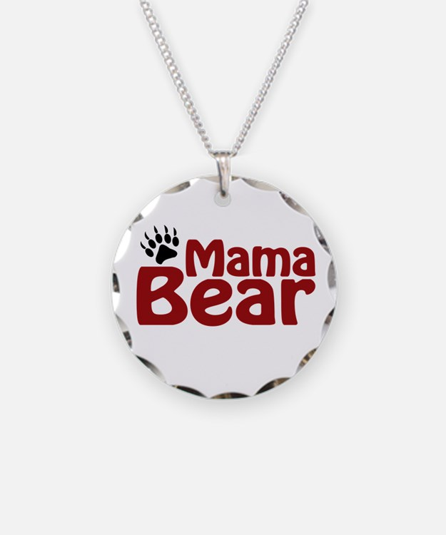 Mama Bear Claw Necklace