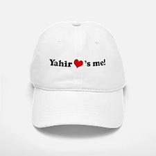 Yahir loves me Baseball Baseball Cap