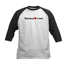 Tristian loves me Tee