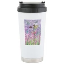 Cute Little Fairy Ceramic Travel Mug