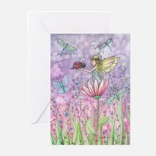 Cute Little Fairy Greeting Cards (Pk of 20)