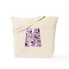 Letter M Tote Bag