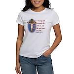 Inspirational Bible sayings Women's T-Shirt