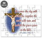 Inspirational Bible sayings Puzzle