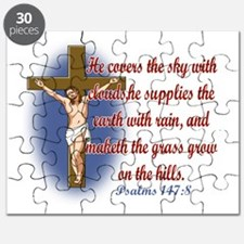 Inspirational Bible sayings Puzzle